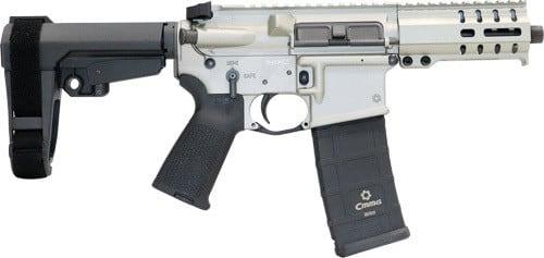 CMMG 94A179CTI Pistol Banshee 300 MK4 RDB/9ARC 30rd Titanium