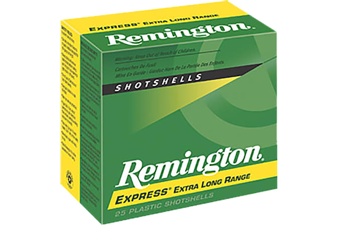 "Remington Ammunition SP41075 Express XLR 410GA 2.5"" 1/2oz #7.5 Shot - 25sh Box"