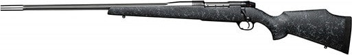Weatherby MAMM653WL6O MKV Accumark 6.5-300 Left Hand 26 Black Gray WEB SS