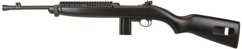 Inland ILM160 M1 Carbine 30CAR 16 Scout Black Wood 15rd