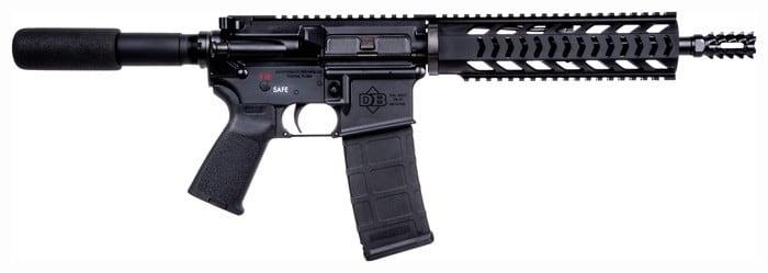 Diamondback DB15PB10 DB15P .223 Remington 10.5 Black