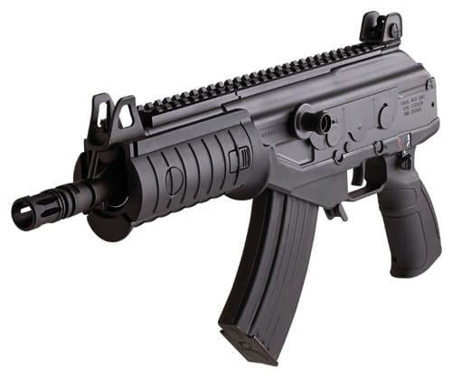 IWI GAP51 Galil ACE SAP Pistol 7.62NATO 11.8 Black Poly
