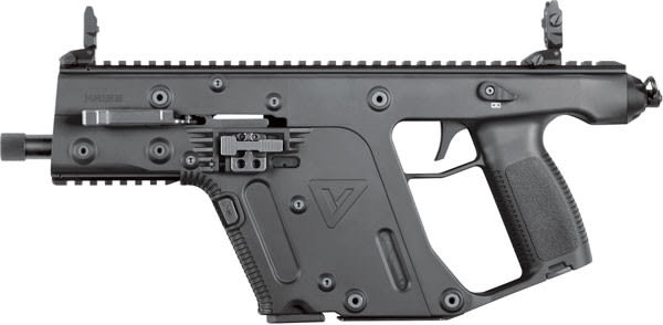Kriss KV90PBL20 Vector SDP G2 9mm 5.5 Black 17rd