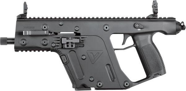 Kriss KV45PBL20 Vector SDP G2 45 ACP 5.5 Black 13rd