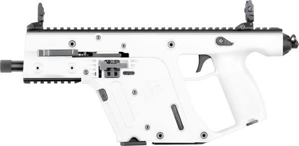 Kriss KV45PAP20 Vector SDP G2 45 ACP 5.5 Alpine White