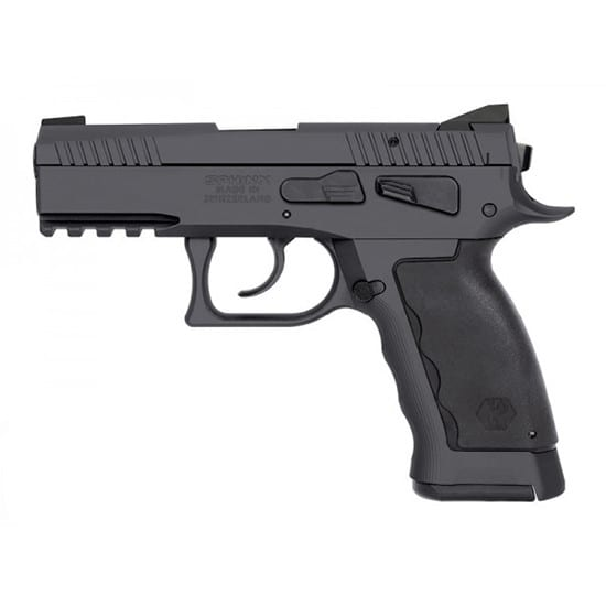 Kriss S4WSDCME097 Sphinx SDP 9mm Comp Gray Duty Dasa 17rd