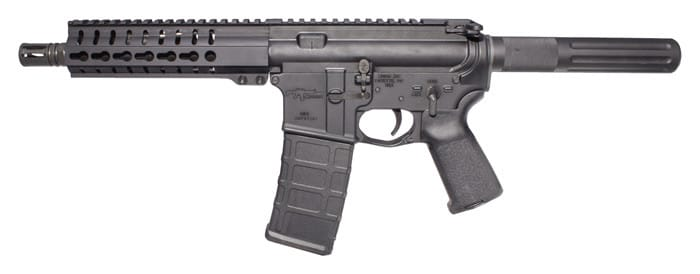 CMMG 30A81D2 MK4 PDW Pistol .300 Blackout 8 Barrel 7 Keymod