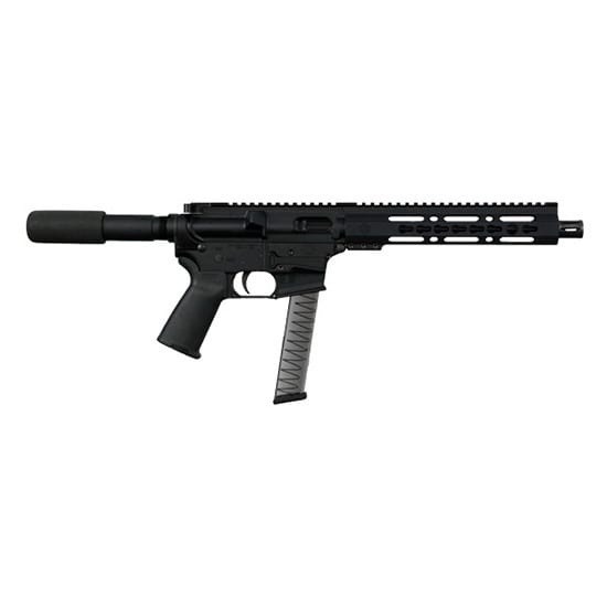 Diamondback DB9RPB10 DB9 Pistol 9mm 10 Black 9 KM Rail