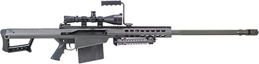 Barrett 13137 82A1 416BARR 29 Black SYS w/ Scope 10rd