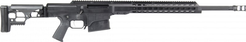 "Barrett 14355 MRAD Bolt .338 Lapua Mag 24"" 10+1 Folding Hard Coat Anodized"