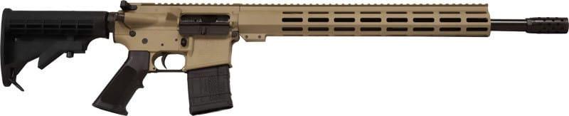 "Great Lakes Firearms G450FDE AR15 18"" NIT Barrel Flat Dark Earth"