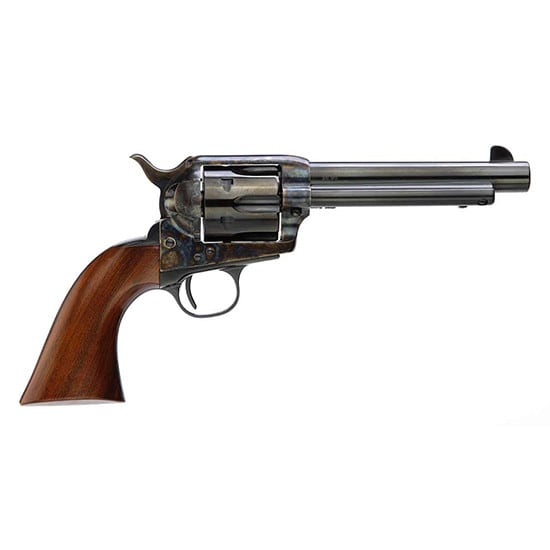 Taylors and Company 555148 Gunfighter Cattleman .357 Magnum 4.75 Army Grip Revolver