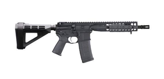 """LWRC ICDIP5B10 IC DI Pistol .223 / 5.56 10.5"""""""
