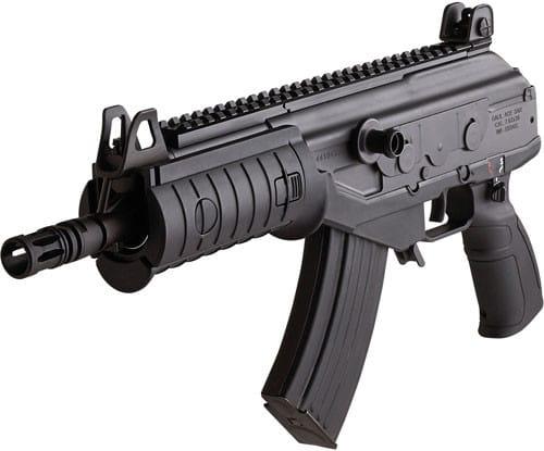 IWI GAP556 Galil ACE SAP Pistol 5.56 8.3 Black Poly