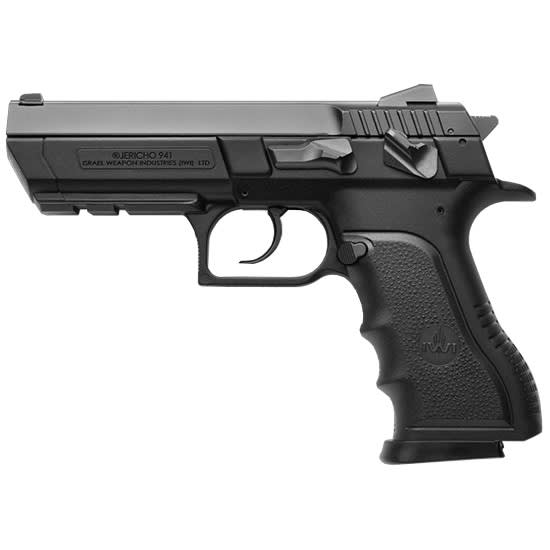 IWI J941PL910 Jericho 941 PL-910 9mm 4.4 Black Poly 10rd