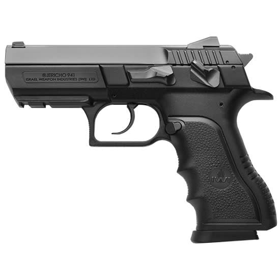 IWI J941PSL910 Jericho 941 PSL-910 9mm 3.8 Black Poly 10rd