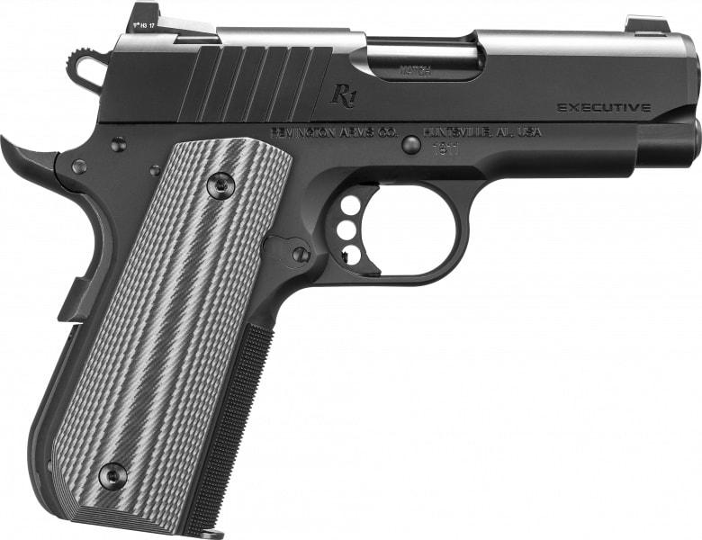 Remington 96493 1911 45 ACP R1 3.5 UL Exec BL