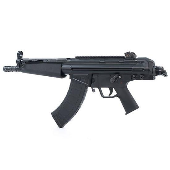 PTR 203 32 GEN II 7.62x39 8.5 MP5 HG Black 30rd