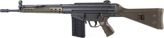 PTR 400 91 CA GIR .308 Winchester 18 Green Furniture