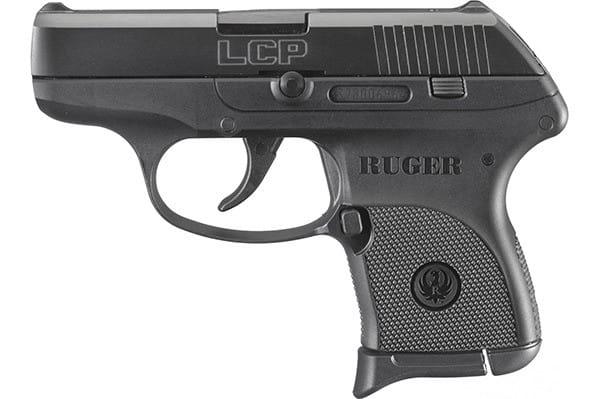 Ruger 13704 LCP 380 2.75 6rd Cytac HLSTR BL