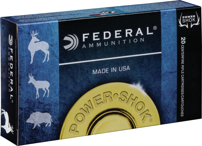 Federal 65CRDB 6.5 Creedmoor 140 SP - 20rd Box