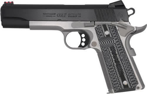 """Colt Defense O1070CCPTT Competition 5"""" TWO Tone G10"""