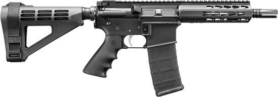 Bushmaster 90034 Enhanced Pistol .223 Remington 7 Squaredrop HG