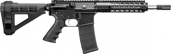Bushmaster 90035 Enhanced Pistol .223 Remington Square Drop H