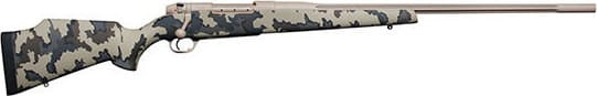 Weatherby MAOM7MMWR6O 7mm Weatherby MKV Arroyo 26 Kuiu Camo Cerakote Fluted