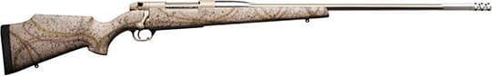 Weatherby MATS240WR4O 240 Weatherby MKV 24 Fluted Terramark Desert Camo #3