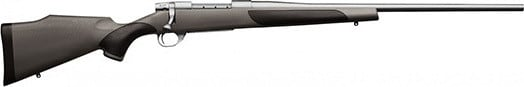 Weatherby VGS300NR6O Synthetic Stnlss 26 Gray w/ Black Griptonit