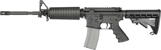 "Rock River Arms AR1252 LAR-15 Entry Tactical .223/5.56 16"""
