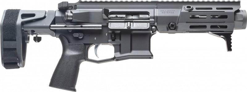 Maxim MXM-47803 PDX Pistol 556 Black