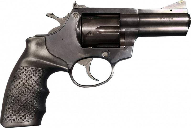 "Rock Island 9231B AL9.0 STD 3"" 6rd Revolver"