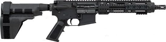 Alex Pro Firearms RI012556X45 Pistol 10.5 556X45 SIG Brace Carbine GAS