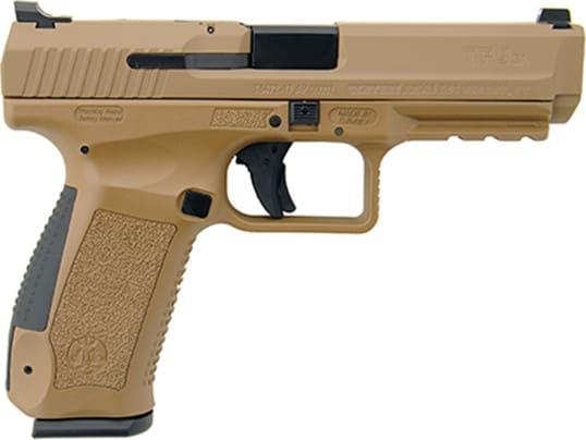 Century Arms HG4542D-N TP9SA FDE 2 18rd