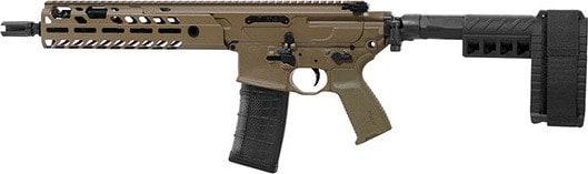 Sig Sauer PMCX-11B-TAP-FDE MCX 5.56NATO 11.5 FDE Semi 30rd MAG