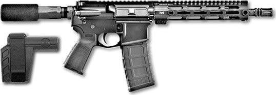 """FN 36322 FN 15 Pistol 5.56 NATO 10.5"""" 1:7 30rd"""