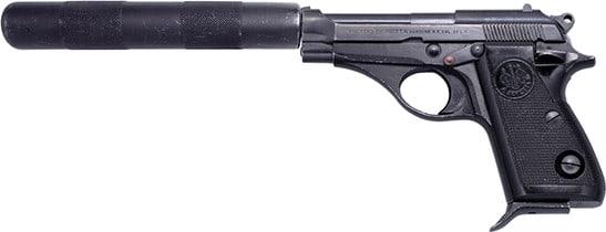 Century Arms HG1071YV BER 71 Very Good NO MAG