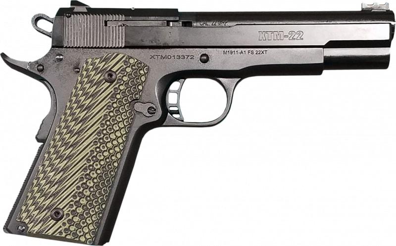 Rock Island 56794 XT22 Magnum Armor Black Sample