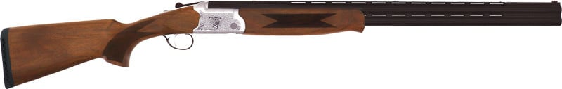 "TriStar 33116 Trinity LT Over/Under 28GA. 3"" 28""VR CT-5 SILVER/WALNUT Shotgun"