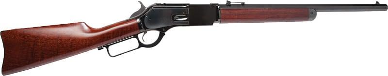 """Cimarron CA2524 1876 Texas Ranger .50-95 20""""OCT. Blued Walnut"""