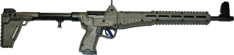 Kel-Tec SUB2K9GLK17BGRN SUB-2000 G2 10rd