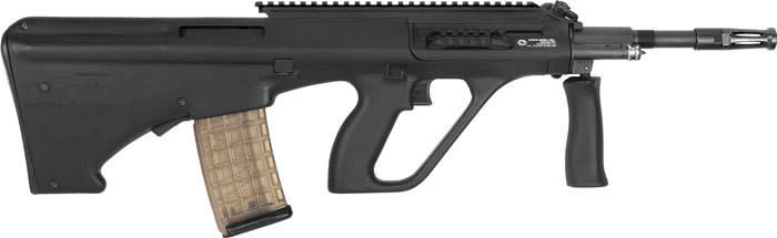 Steyr Mannlicher AUGHM1BLKH2 AUG A3 M1 Rifle 5.56X45
