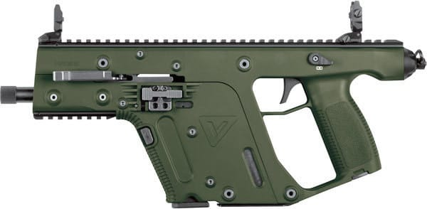 Kriss KV10PGR20 Vector SDP Pistol 10MM