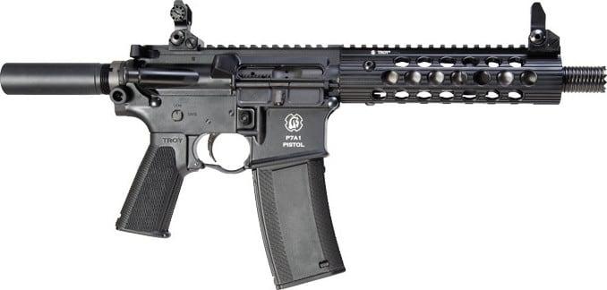 Troy Industries SPSTP7175BT00 Pistol P7A1 5.56MM