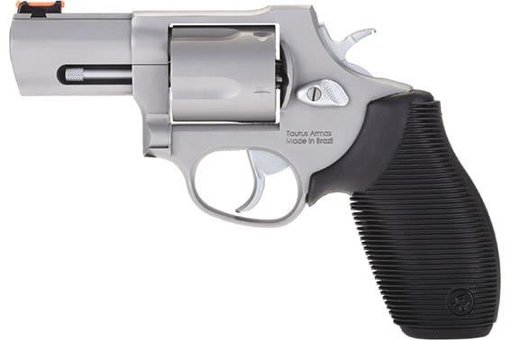 Taurus Taurus 2440029TKRT Tracker 44 44MAG 2.5 SS Rubber Grip Fofs Revolver