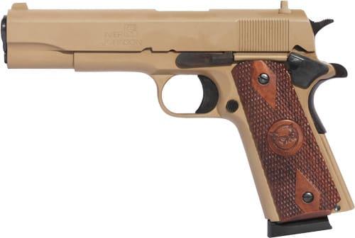 """Iver Johnson Arms 1911A1COYOTETAN Johnson 1911A1 5"""""""