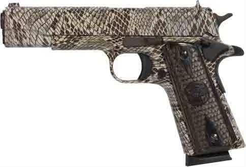 Iver Johnson Arms 1911A1 Copperhead Johnson 1911A1 Copperhead