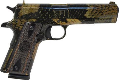 Iver Johnson Arms Gijboa Johnson 1911A1 BOA